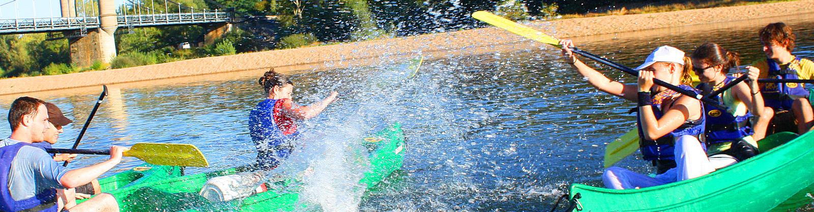 Canoës Kayaks : Adrénaline & oxygène