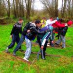 activité nature pour groupe