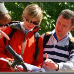 Rallye, chasse trésor, course orientation, découvertes culturelles