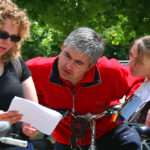 team-building rallye vélos